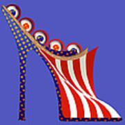 American Mule Art Print