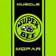 American Muscle - Mopar Art Print