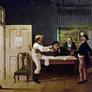 American Politicians, 1844 Art Print