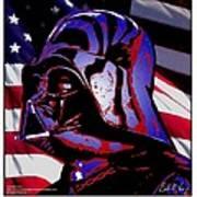 American Sith Art Print