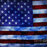 American Sky Art Print