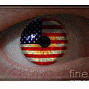 American View Art Print