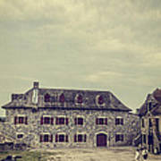Fort Ticonderoga Art Print