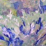Amidst The Garden Art Print