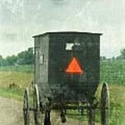 Amish Art Print