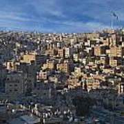 Amman Down Town Art Print