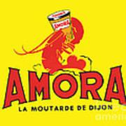 Amora Art Print