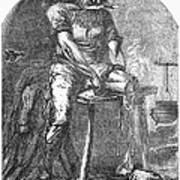 Amputation, 1865 Art Print