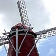 Amsterdam Windmill. Art Print