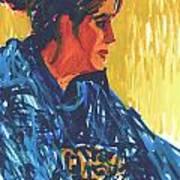 Amy At Jeff's Art Print