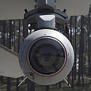 An Agm-65 Maverick Missile Mounted Art Print