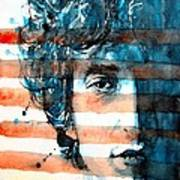 An American Icon Print by Paul Lovering