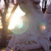 An Angel For Walter Art Print