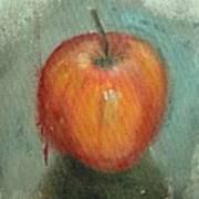 An Apple Art Print