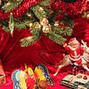 An Old Fashioned Christmas - Santa Claus Art Print