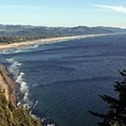 An Oregon View Point Art Print