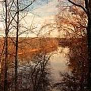 Anacostia River 6457 Art Print