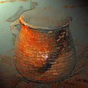 Anasazi Cooking Pot Art Print