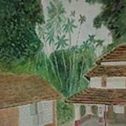 Ancestral House Art Print