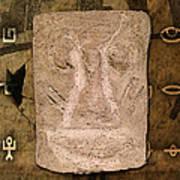 Ancient Artifact Art Print