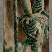 Ancient Barrier Art Print