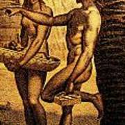 Ancient Chamorro Society 2 Art Print