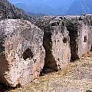 Ancient Delphi 24 Art Print