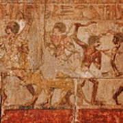 Ancient Egyptian Art Art Print