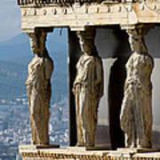 Ancient Greece Art Print