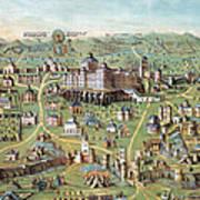 Ancient Jerusalem Art Print