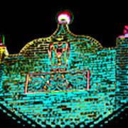 Ancient Morrocan Nights Art Print