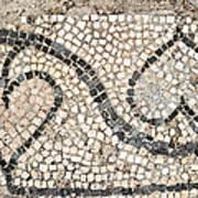 Ancient Mosaic Art Print