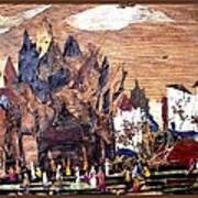Ancient Palace  Art Print