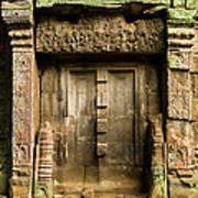 Ancient Portal Art Print