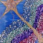 And The Star Said Art Print