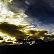 Andean Cloudwork Art Print