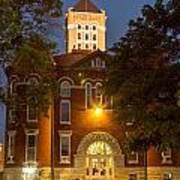 Anderson County Courthouse Art Print