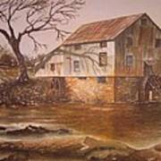 Anderson Mill Art Print