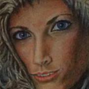 Andrea Art Print