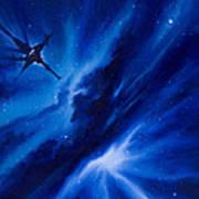 Andreas Nebula Art Print