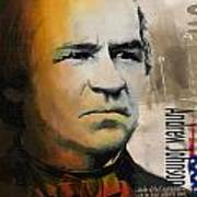 Andrew Johnson Art Print
