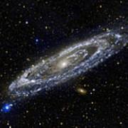Andromeda Art Print