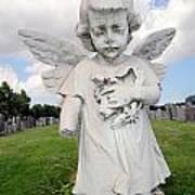 Angel Child Art Print