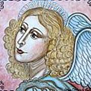 Angel De La Paz Art Print