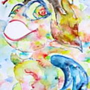Angel Garbuglio Art Print