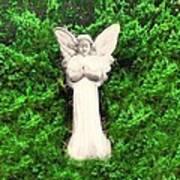 Angel My Gaurdian Art Print