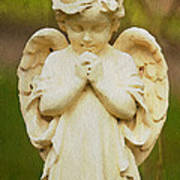 Angel Of Mine Art Print