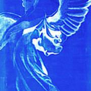 Angel Of The Horizon  Art Print