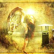 Angel Spirit Art Print
