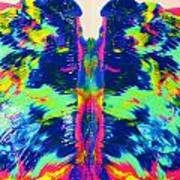 Angel Wings Print by Vijay Sharon Govender
